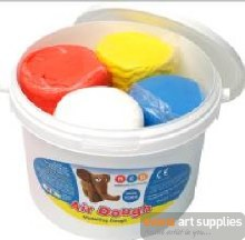 Air Dough 1.25 Kg Coloured