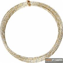 Aluminium Wire Gold 7m*