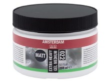 Amsterdam Extra Heavy Gel Medium 250ml - MATT