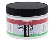 Amsterdam Gel Medium 250ml - GLOSS