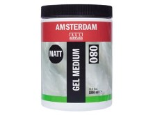 Amsterdam Gel Medium 1000ml - MATT