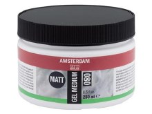 Amsterdam Gel Medium 250ml - MATT