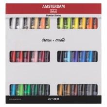 Amsterdam Acrylic Set 36x20ml