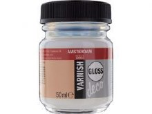 Amsterdam Deco Varnish Gloss