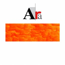 Ara 250ml C705 Neon Orange