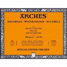"Arches Block 140lb 16x12"" Roug"