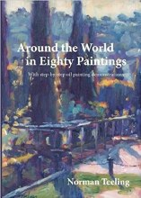 Around the world in Eighty Paintings