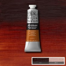 ARTISAN 37ML BURNT SIENNA