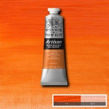 ARTISAN 37ML CADMIUM ORANGE