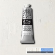 ARTISAN 37ML ZINC (MIXING WHITE)