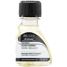 Artisan 75ml Gloss Varnish