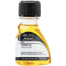 ARTISAN 75ML LINSEED OIL