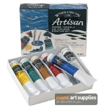 ARTISAN STARTER SET 6x21ml