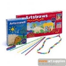 Artstraws Short - Starter Pack