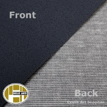 Belle Arti - Black Primed Cotton 787 - 210cm Wide - Per metre