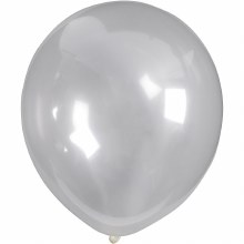 Balloons Transparent 10 pack