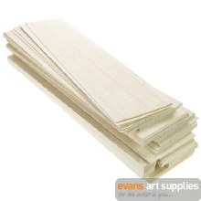 Balsa Sheet 0.8x102x915mm **Minimum Purchase of 5**