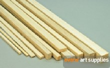 Balsa Strip 1.6x1.6x915mm **Minimum Purchase of 10**