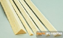 Balsa Triangular 9.5x9.5x915mm