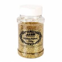 BC 250g Glitter Shaker Gold