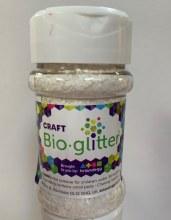 BC 40g Bio-Glitter White