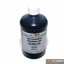 Brian Clegg 600ml Indian Ink Black
