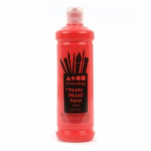 BC 600ml Ready Mix Crimson