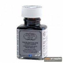 BLACK SATIN VARNISH 75ML