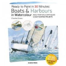 Boats & Harbours in Watercolour