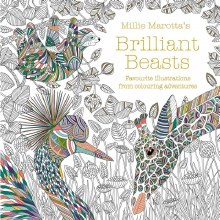 Brilliant Beasts Colouring Boo