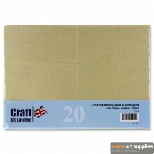 C6 Pearl Ivory Cards&Envelope*