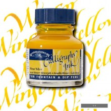 Winsor & Newton Calligraphy Ink Winsor Yellow 30ml