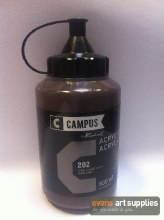 Campus 500ml Burnt Umber 202