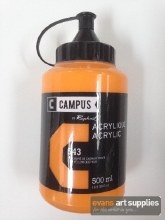 Campus 500ml Cadmium Yelllow Deep 543