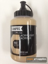 Campus 500ml Gold 027