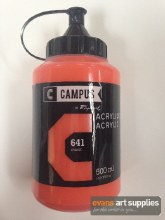 Campus 500ml Orange 641