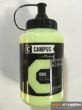 Campus 500ml Pastel Green 6