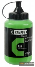 Campus 500ml Permanent Green Light 817