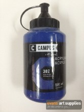 Campus 500ml Phthalo Blue 387