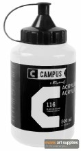 Campus 500ml Titanium White 116