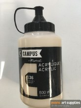 Campus 500ml Titan Buff 136