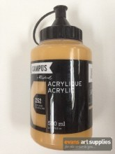 Campus 500ml Yellow Ochre 252