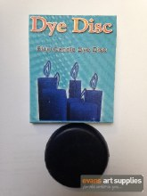 Candle Dye Disc Blue