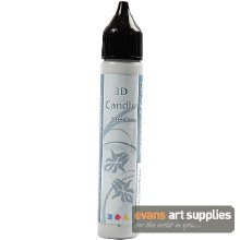 Candle Pen Silver 28ml