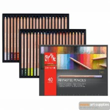 Caran D'Ache Pastel Pencil 40s