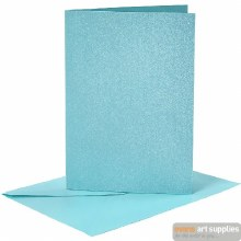 Card & Envelope Blue MOP