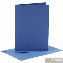 Card & Envelope Blue