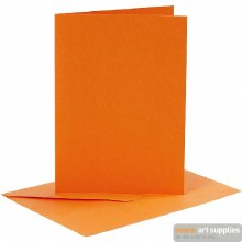 Card & Envelope Orange