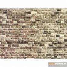 "Carton Wall ""Basalt"" 23x15cm"