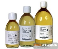 Clarified linseed oil>250 ml